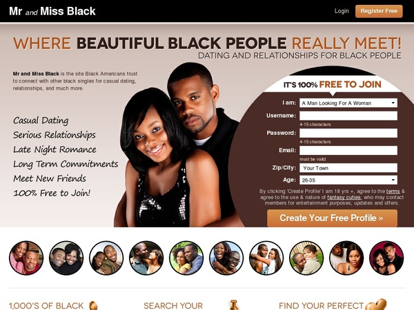 Acc For Mr And Miss Black Mobile