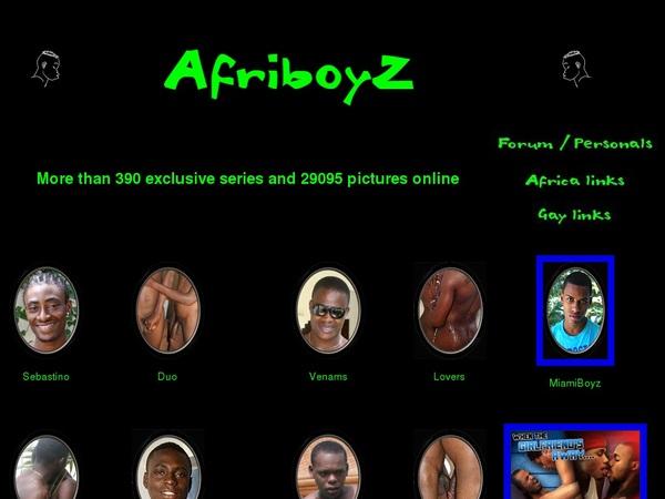 Afri BoyZ Join
