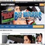 Bignaturals.com パスワード