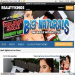 Bignaturals.com Pass Word