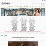 Celeb Nude Wiki Daily Accounts