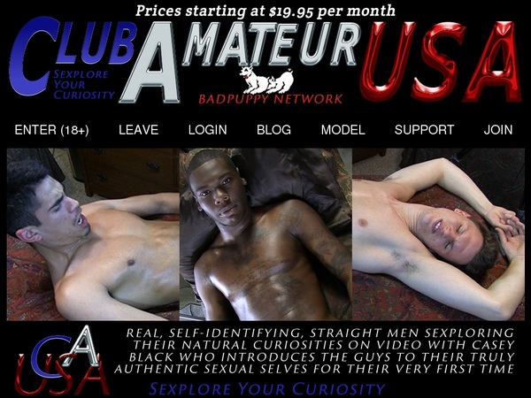 Clubamateurusa.com Direct Pay