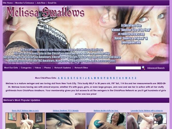 Daily Melissaswallows.com Acc