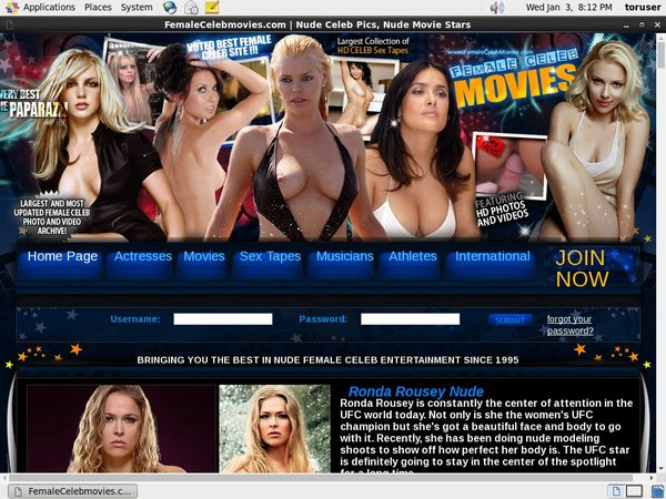 Femalecelebmovies.com Free Account And Password