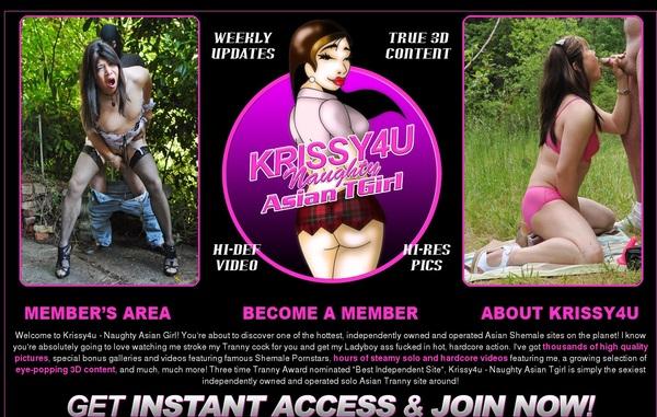 Free Krissy 4 U Access