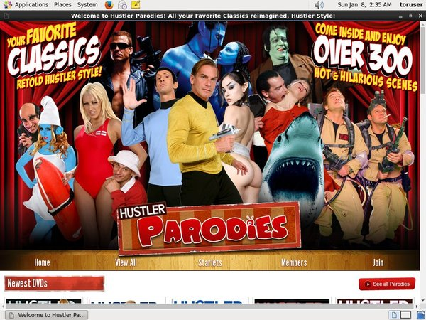 Hustlerparodies.com Pay With Paypal