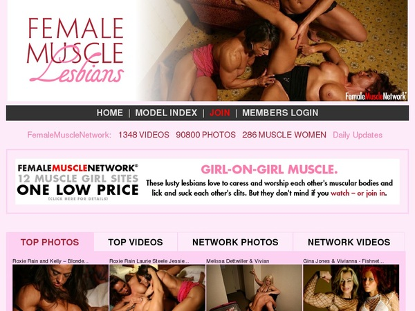 New Free Female Muscle Lesbians Account