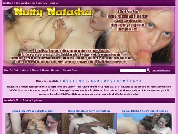 Nuttynatasha Wnu.com Page