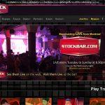 Passwords Stock Bar