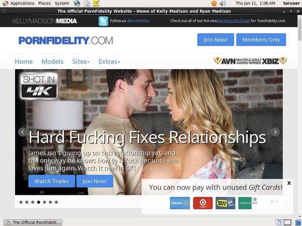 Porn Porn Fidelity