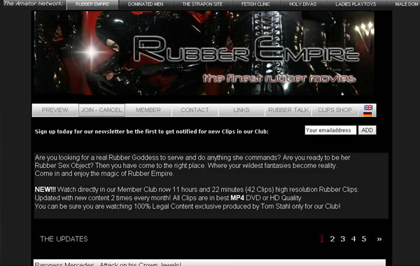 Rubber Empire Xxx Passwords