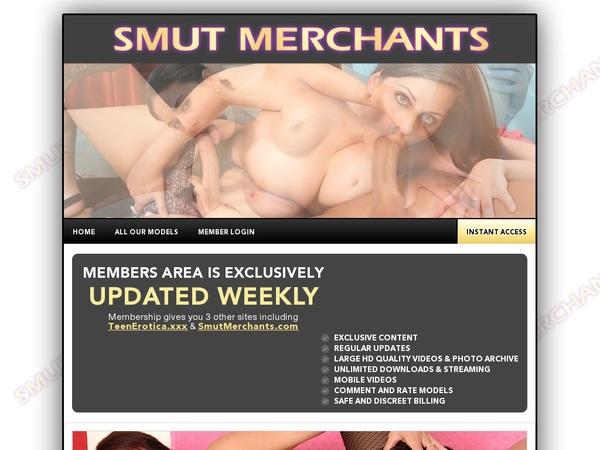 Smut Merchants Mobile Working Pass