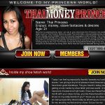 Thai Money Princess Live