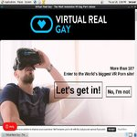 Virtual Real Gay New Account