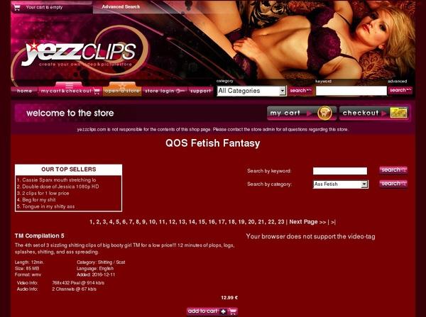 Yezzclips.comcom