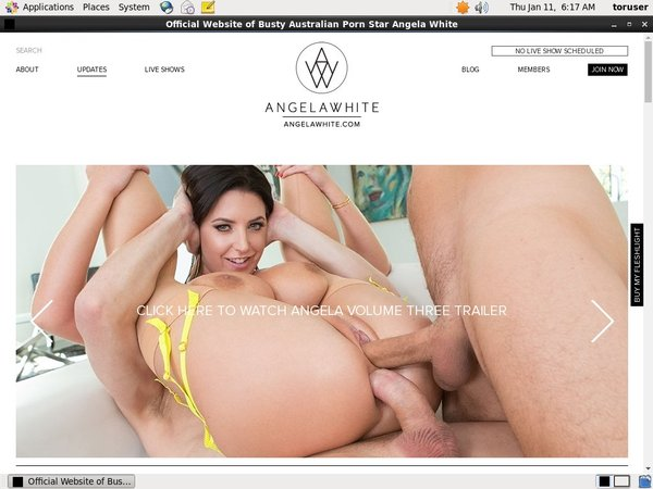 Angelawhite.com Password Site