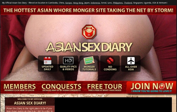 Working Asiansexdiary Account