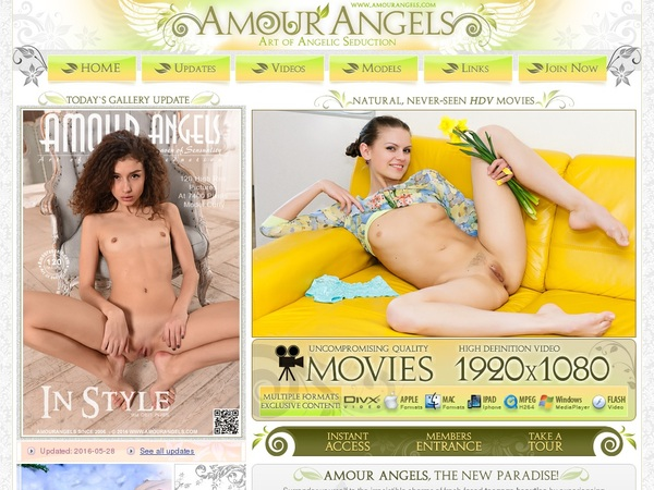 Amour Angels Working Accounts