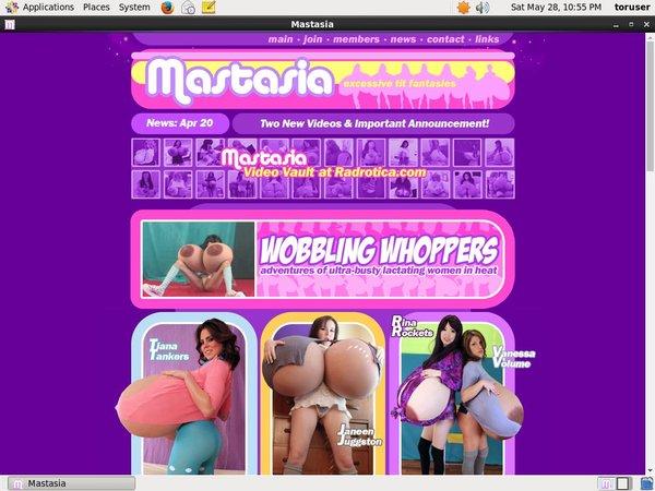 Mastasia.com Payment Methods