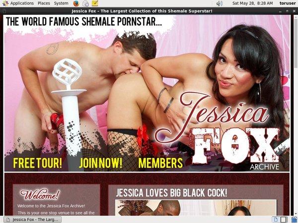 Jessica Fox Id