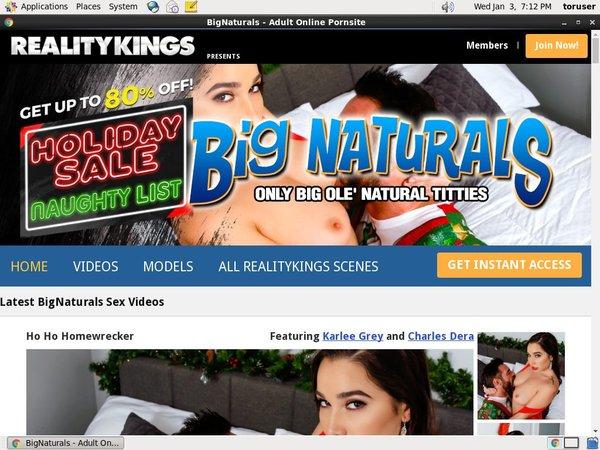 Bignaturals.com Free Videos