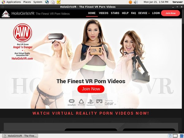 Bypass Holo Girls VR