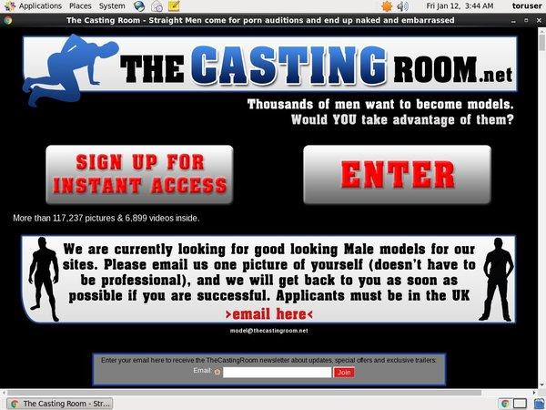 Thecastingroom Member Passwords