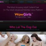 Wowgirls.com Buy Credits