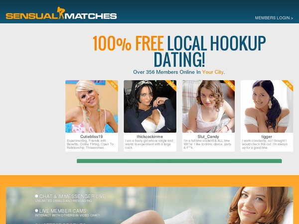 Sensualmatches.com Photos