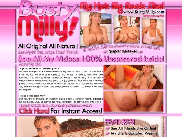 Bustymilly.com Best