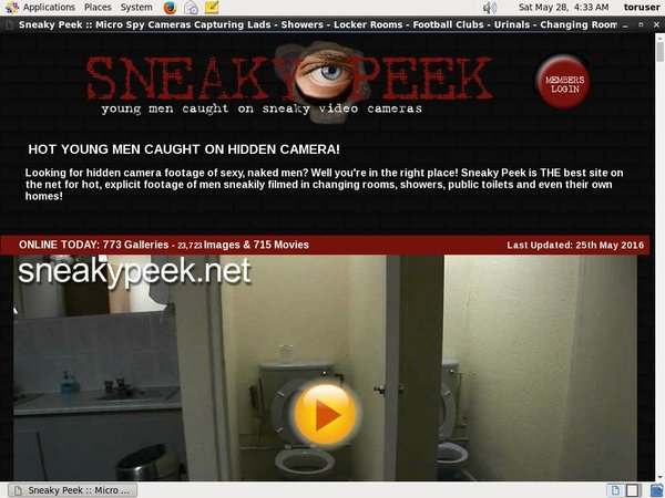 Sneakypeek Wnu.com