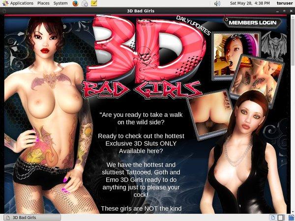 3dbadgirls.com Member Access